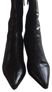 Gucci Size 7 Ankle Black Boots