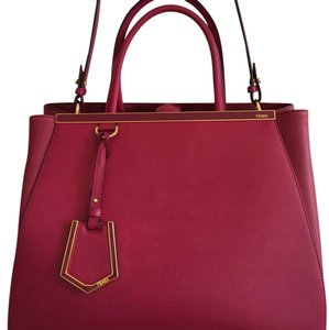 Fendi Satchel in Cherry