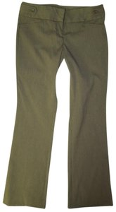 The Limited Exact Stretch Trouser Sz 10 Boot Cut Pants Brown