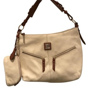 Dooney & Bourke Pebb Leather Hobo Bag