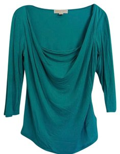 Michael Kors Top Teal