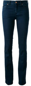 MiH Jeans Boot Cut Jeans-Dark Rinse