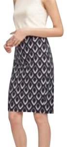 Ann Taylor petite diamond pencil skirt