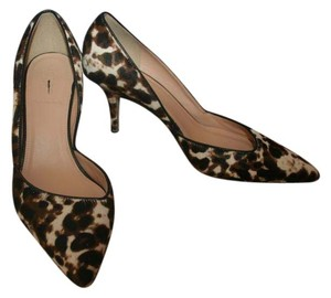 J.Crew Sienna Black Cat Pumps