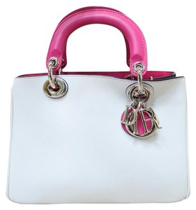 Dior Small Diorissimo Satchel in multicolor