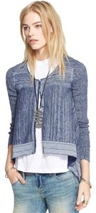 Free People Sweater Boho Bohemian Cardigan