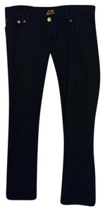 Lucky Brand Low Rise Flare Leg Jeans-Dark Rinse