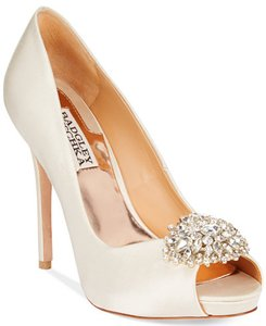 Badgley Mischka Jeanie Wedding Shoes