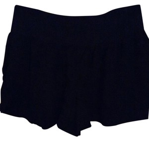 Express Flowy Mini/Short Shorts Black