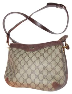 Gucci Excellent Vintage Accessory Col Replacement Strap Cross Body Bag