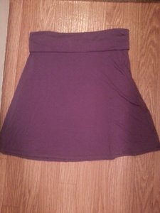 Old Navy Skirt Purple