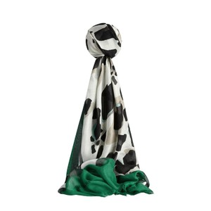 Burberry New Animal Print Square Scarf