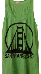 American Apparel Top green