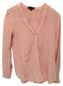 J.Crew Top Light Pink