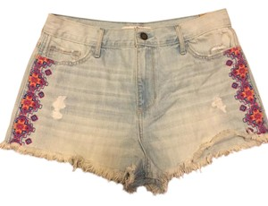 Hollister Summer Fashion Cut Off Shorts