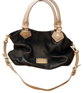 Marc by Marc Jacobs Classic Q -fran Colorblock Shoulder Bag