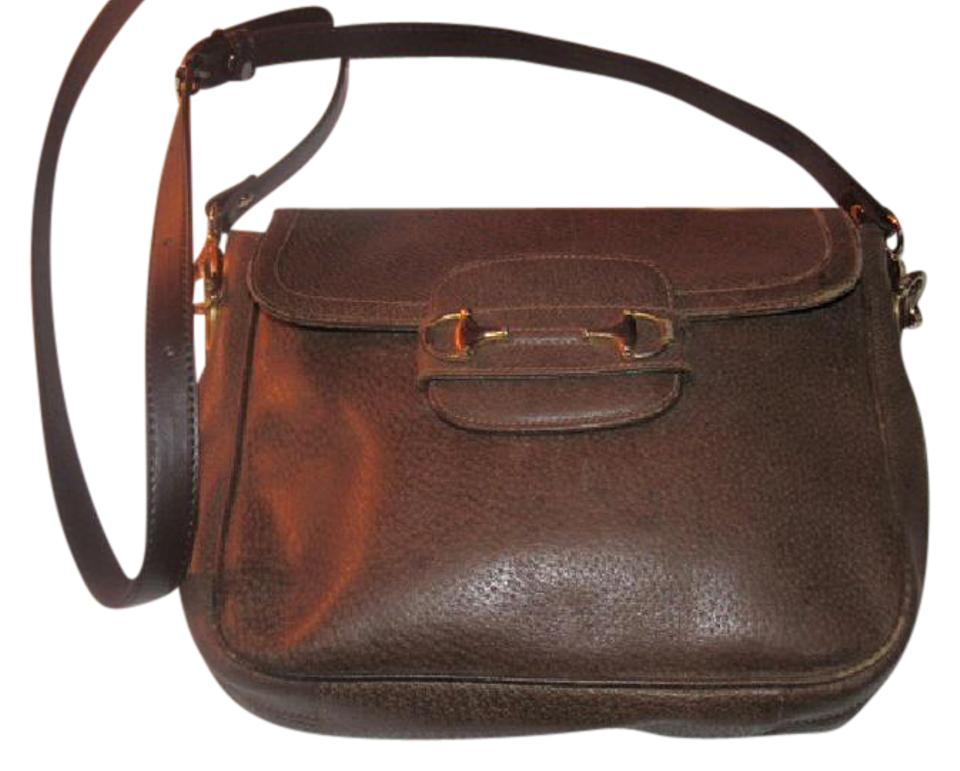 087645e1651 Gucci Equestrian Accents Excellent Vintage Great Everyday Early Style New  Strap Hobo Bag Image 0 ...