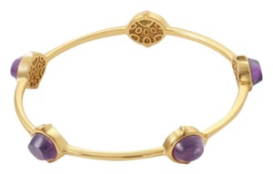 ISHARYA Isharya ~ Jewel Rani Amethyst Stackable Bangle ~ New