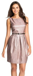 Eliza J Rose Quartz Dress