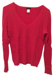 J.Crew Cableknit Cashmere Sweater