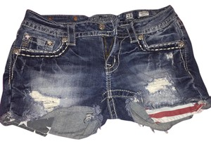 Miss Me Mini/Short Shorts denim