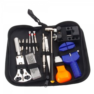 Other 14pc. Watch Repair Tool Kit with Case.