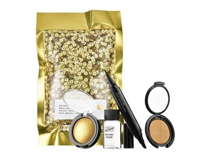 PAT McGRATH LABS PAT McGRATH LABS METALMORPHOSIS 005 KIT IN GOLD LIMITED EDITION