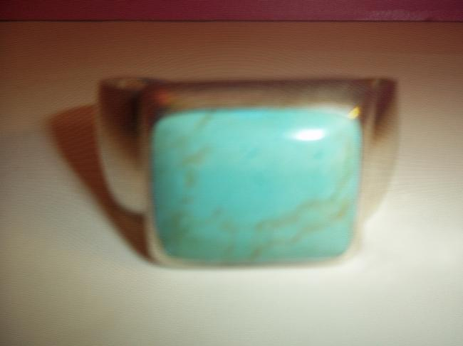 925 Turquoise Cuff 925 Turquoise Cuff Image 1