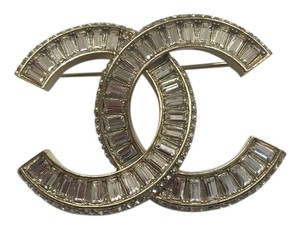 Chanel Crytal brooch