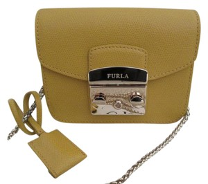 Furla Leather Cross Body Bag