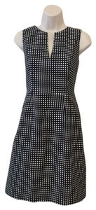 J.Crew Polka Dot Cocktail Size 4 Cocktail Dress