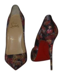 Christian Louboutin Brand New In Box MULTI- COLOR Pumps