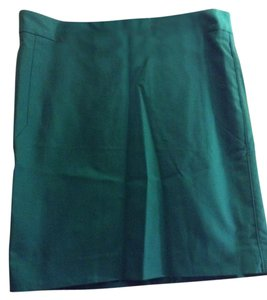 The Limited Skirt Kelly green