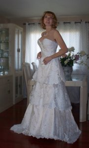 Palazzo Winter Sale Wedding Dress