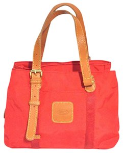 Bric's Tote in red
