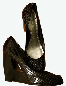 BCBGirl wedges black Wedges