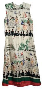 Céline short dress multi on Tradesy