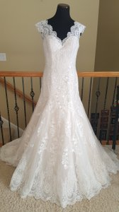 Moonlight Bridal H1293 Wedding Dress