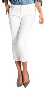 Spanx Slim-x Capri Capri Capri/Cropped Denim-Light Wash