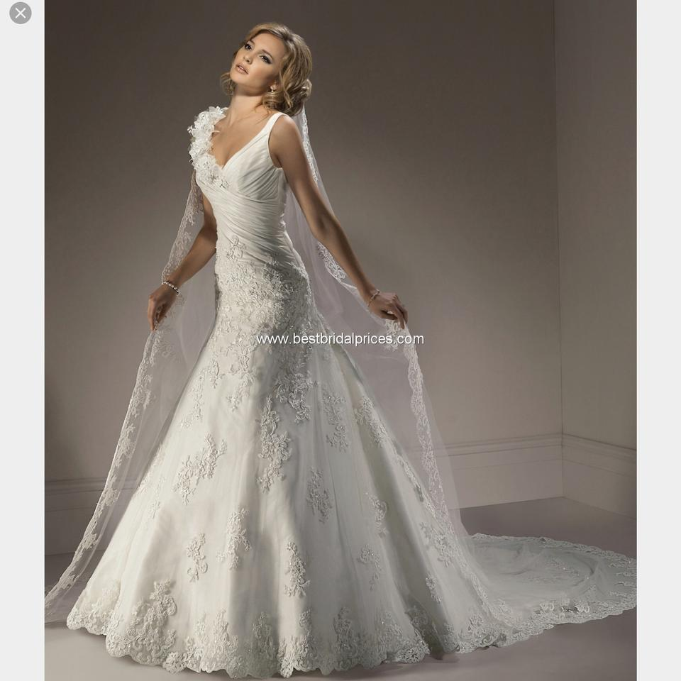 Maggie sottero wedding dress on sale 54 off wedding for Maggie sottero wedding dress sale