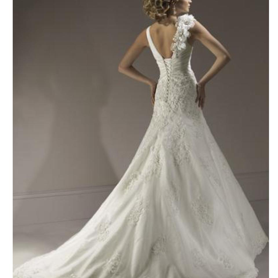 Wedding Gown On Sale: Maggie Sottero Wedding Dress On Sale, 54% Off