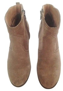 Lands' End Ankleboot Comfortable Beige Boots