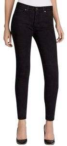 Spanx Slim-x Ankle Technology Skinny Jeans-Dark Rinse