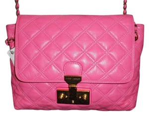Marc Jacobs Baroque Quilted The Single Cross Body Bag