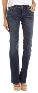 MEK DNM Boot Cut Jeans-Medium Wash