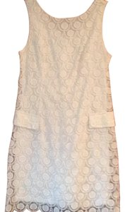 Ice short dress white on Tradesy