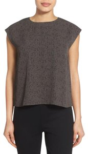 Eileen Fisher Top Brown