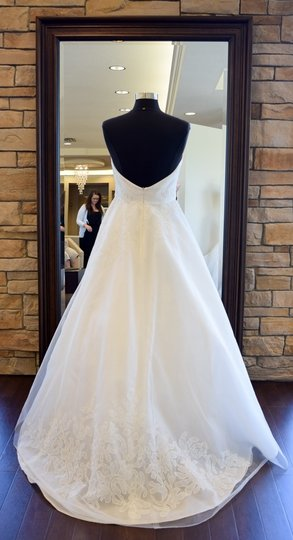 Amsale Waldorf Wedding Dress
