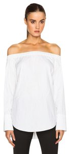 Rag & Bone Helmut Lang Alexander Wang The Row Elizabeth And James Tibi Top White