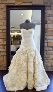 Amsale Bijou Wedding Dress